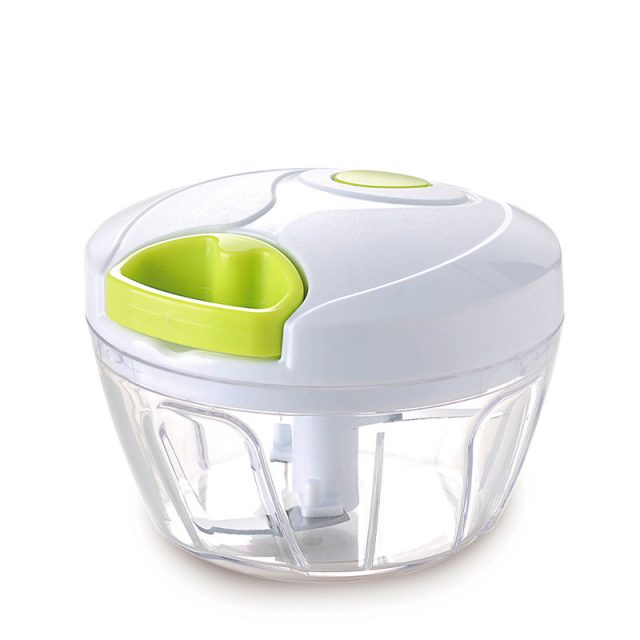 Portable Convenient Hand Pull Food Chopper